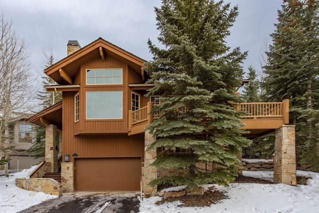 19 Bellevue Court, Park City, UT 84060 (MLS #11909016) :: High Country Properties