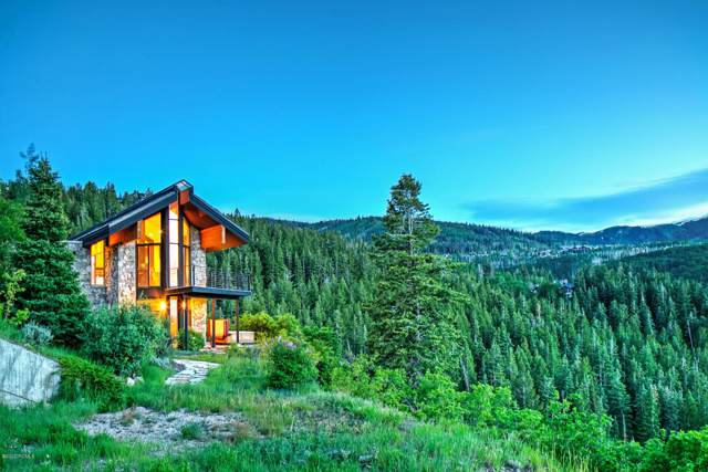 5780 S Silver Lake Drive, Park City, UT 84060 (MLS #12000068) :: High Country Properties