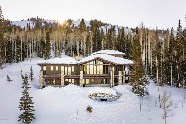 124 White Pine Canyon Road, Park City, UT 84060 (MLS #12000073) :: High Country Properties