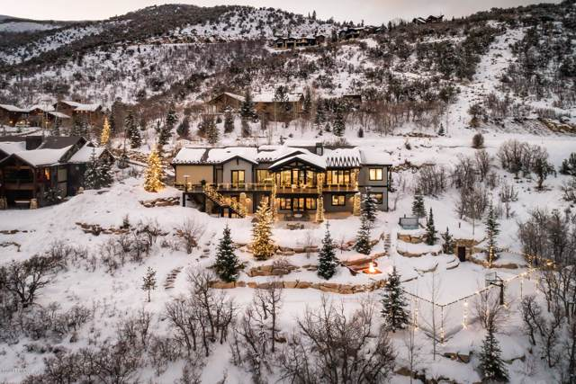 4845 Bear View Drive, Park City, UT 84098 (MLS #12000085) :: Lookout Real Estate Group