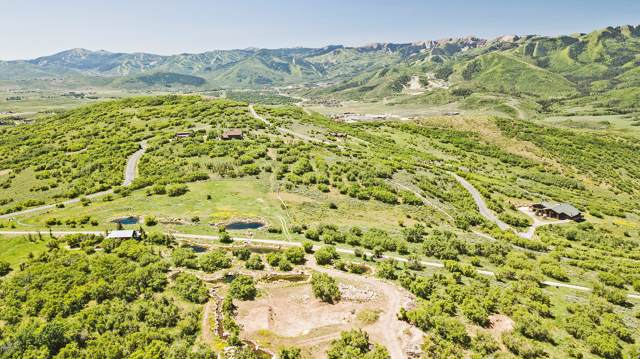 1860 Red Hawk Trail, Park City, UT 84098 (MLS #12000100) :: High Country Properties