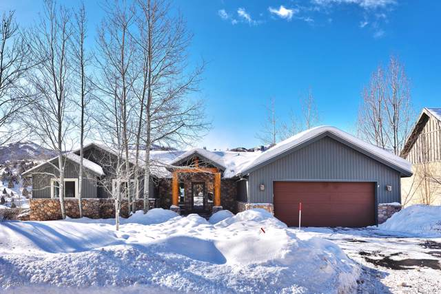 3565 Saddleback Road, Park City, UT 84098 (MLS #12000105) :: Lawson Real Estate Team - Engel & Völkers