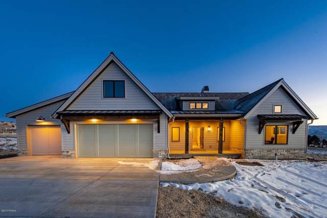 982 E Mill Road, Heber City, UT 84032 (MLS #12000116) :: Lawson Real Estate Team - Engel & Völkers