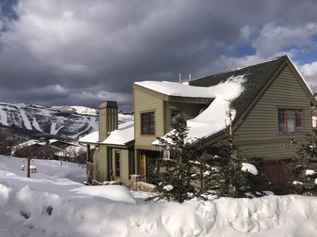 1524 April Mountain Drive #37, Park City, UT 84060 (MLS #12000119) :: Lookout Real Estate Group