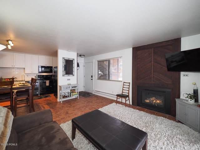 2025 Canyon Resort Dr B-3, Park City, UT 84098 (MLS #12000122) :: Lawson Real Estate Team - Engel & Völkers