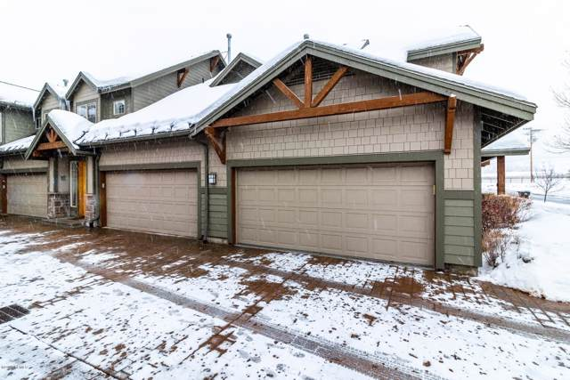 6010 N Fox Pointe Circle B2, Park City, UT 84098 (MLS #12000123) :: High Country Properties