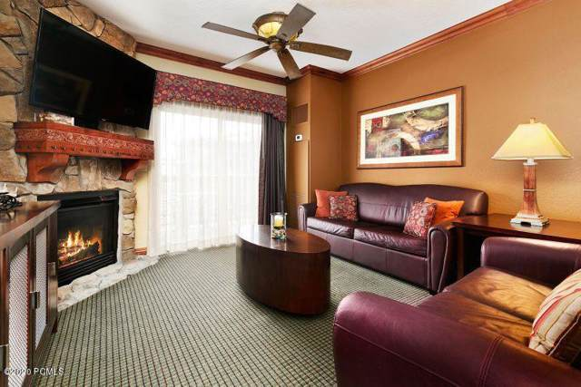 3000 Canyons Resort Drive 3701A, Park City, UT 84098 (MLS #12000135) :: High Country Properties