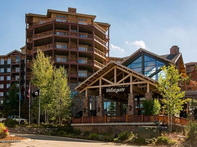 3000 Canyons Resort Drive 10-507-1, Park City, UT 84098 (#12000148) :: Red Sign Team