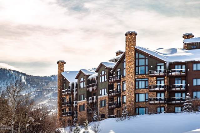 2100 W Frostwood Boulevard #5172, Park City, UT 84098 (#12000149) :: Red Sign Team