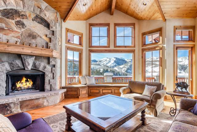21 Silver Dollar Road, Park City, UT 84060 (MLS #12000157) :: High Country Properties