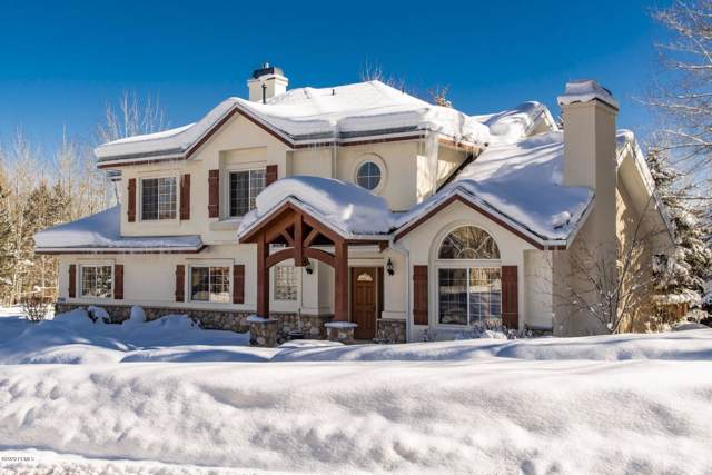 4360 N Willow Creek Drive, Park City, UT 84098 (MLS #12000183) :: Lookout Real Estate Group