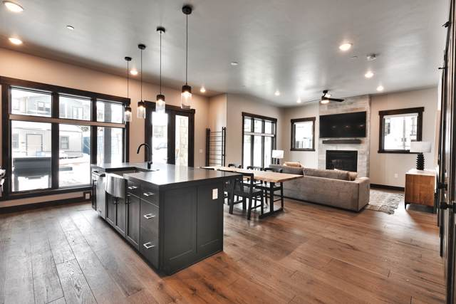 3751 Blackstone Drive 2J, Park City, UT 84098 (MLS #12000207) :: Lawson Real Estate Team - Engel & Völkers