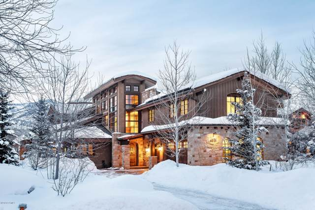 4891 Last Stand, Park City, UT 84098 (MLS #12000217) :: Lookout Real Estate Group