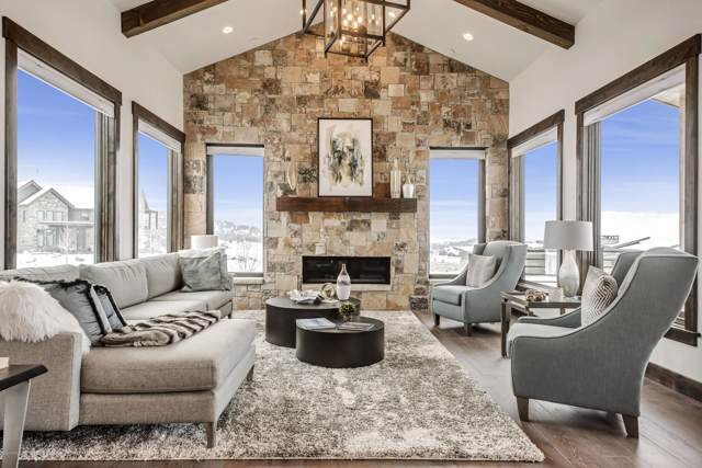 1075 N Oquirrh Mountain Drive, Heber City, UT 84032 (MLS #12000256) :: High Country Properties