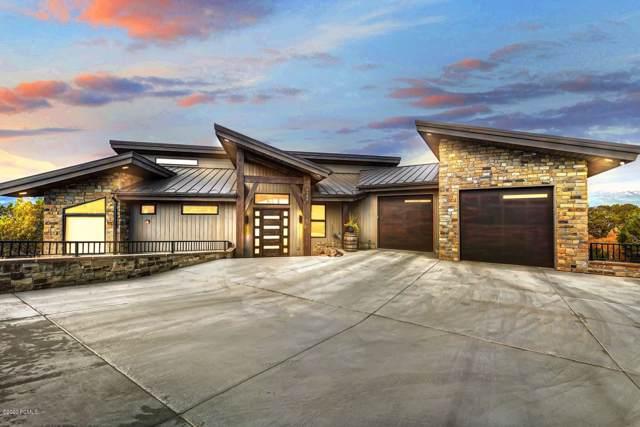 3088 E Corral Peak Drive, Heber City, UT 84032 (MLS #12000257) :: High Country Properties