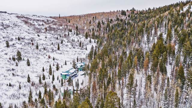 6850 Canyon Drive Court, Park City, UT 84098 (MLS #12000258) :: Lookout Real Estate Group