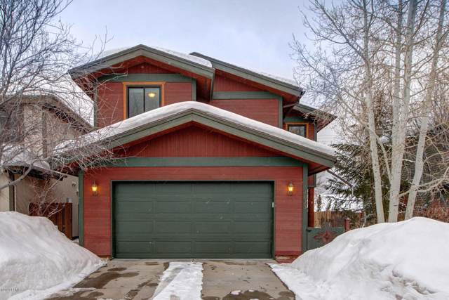 1023 Old Stone House Way, Park City, UT 84098 (MLS #12000297) :: Lookout Real Estate Group
