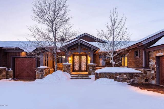 3780 E Tuhaye Hollow, Kamas, UT 84036 (MLS #12000311) :: Lawson Real Estate Team - Engel & Völkers