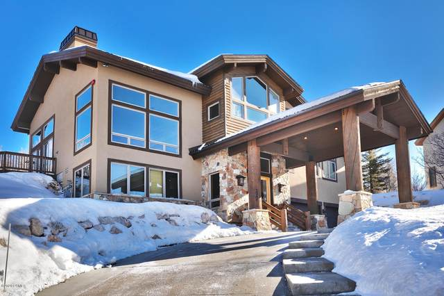 3364 Solamere Drive, Park City, UT 84060 (MLS #12000335) :: Lookout Real Estate Group