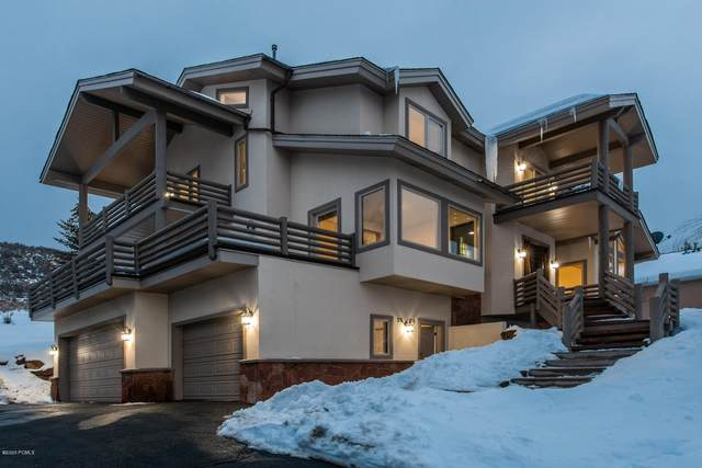 2516 Daybreaker Drive, Park City, UT 84098 (MLS #12000344) :: High Country Properties