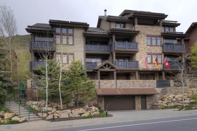 2550 E Deer Valley Drive #101, Park City, UT 84060 (MLS #12000356) :: High Country Properties
