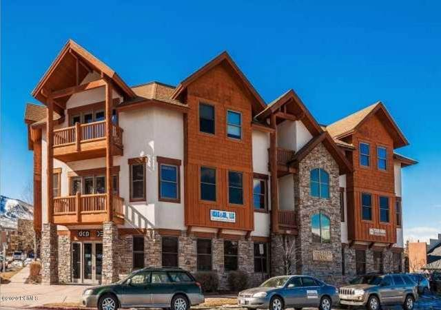 1887 Gold Dust Lane, Park City, UT 84060 (MLS #12000393) :: Lookout Real Estate Group