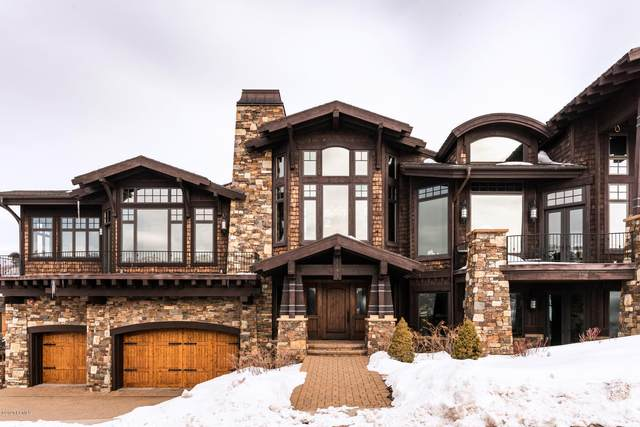 1493 Seasons Drive, Park City, UT 84060 (MLS #12000405) :: Lookout Real Estate Group