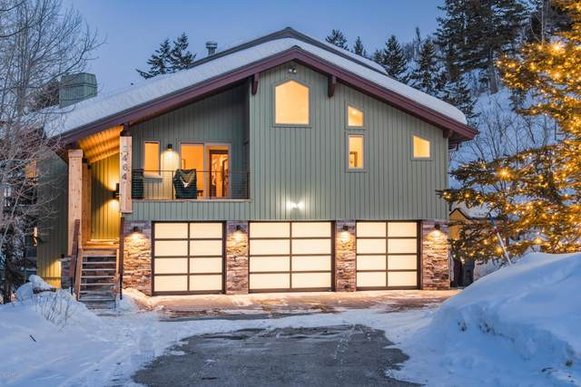 2464 Iron Mountain Drive, Park City, UT 84060 (MLS #12000419) :: Lookout Real Estate Group