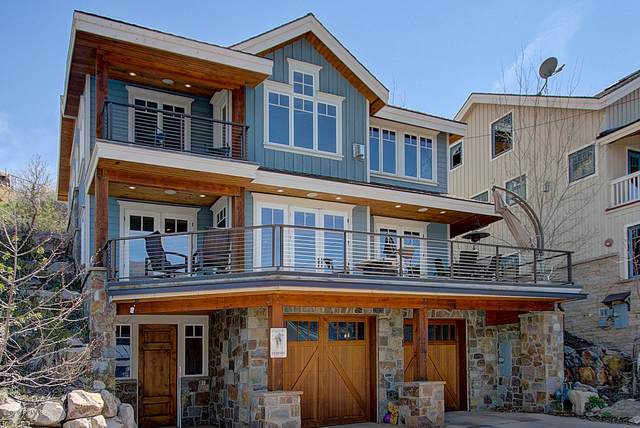 210 Ontario Avenue, Park City, UT 84060 (MLS #12000421) :: Lookout Real Estate Group