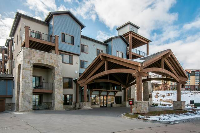 2653 Canyons Resort Drive #325, Park City, UT 84098 (MLS #12000438) :: High Country Properties