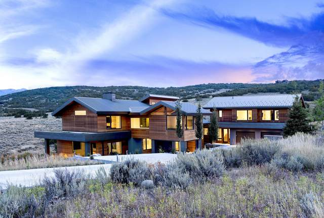 1093 W Red Fox Road, Park City, UT 84098 (MLS #12000475) :: High Country Properties