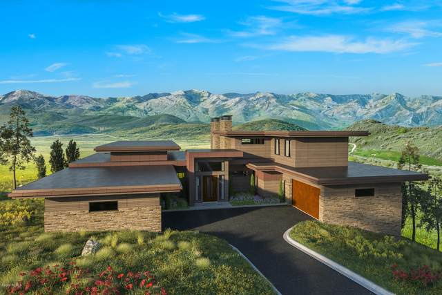 3718 Wapiti Canyon Road, Park City, UT 84098 (MLS #12000483) :: Lookout Real Estate Group