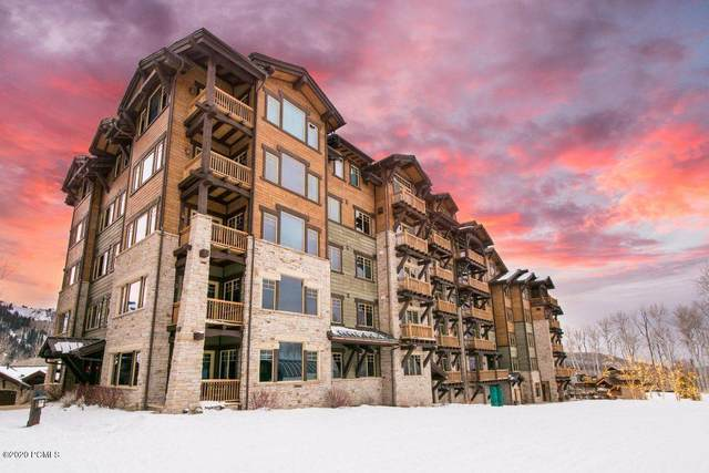 8902 Empire Club Drive #403, Park City, UT 84060 (MLS #12000499) :: High Country Properties