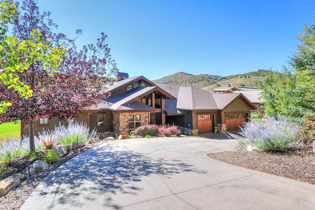 3437 Daybreaker Drive, Park City, UT 84098 (MLS #12000515) :: Lookout Real Estate Group