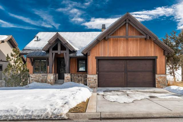 2522 E Red Knob Way (Lot Cp2-1), Heber City, UT 84032 (#12000516) :: Red Sign Team