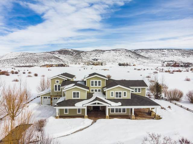 4846 Old Meadow Lane, Park City, UT 84098 (MLS #12000522) :: Lookout Real Estate Group
