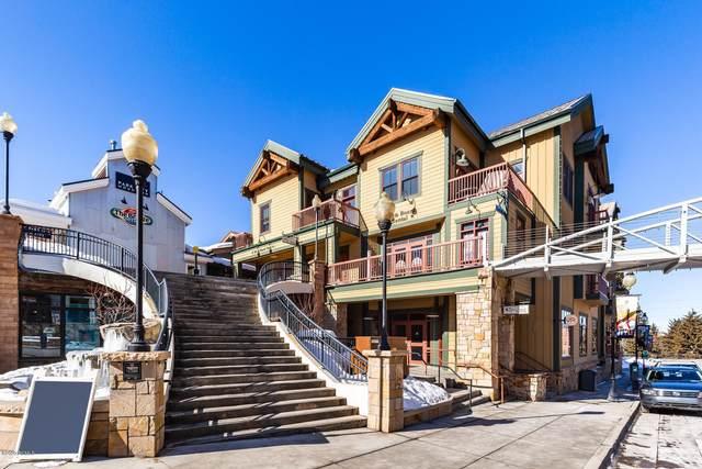 875 Main Street #301, Park City, UT 84060 (MLS #12000555) :: High Country Properties