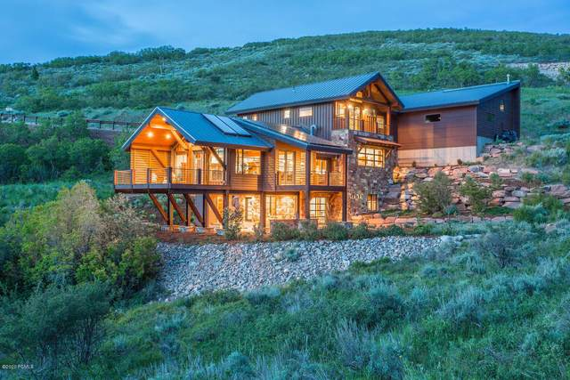 1315 Mellow Mountain Road, Park City, UT 84060 (MLS #12000570) :: Lookout Real Estate Group