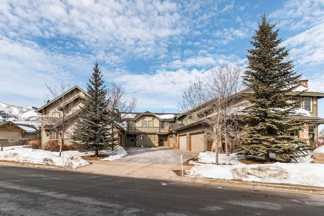 5975 N Fox Point Circle C1, Park City, UT 84098 (MLS #12000572) :: Lookout Real Estate Group