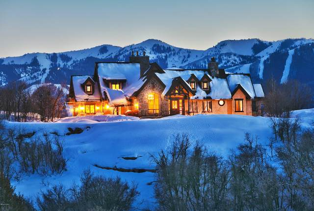 1855 Red Hawk Trail, Park City, UT 84098 (MLS #12000581) :: High Country Properties