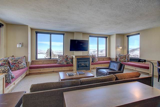 3855 Grand Summit Drive 228/230 Q2, Park City, UT 84098 (MLS #12000596) :: High Country Properties