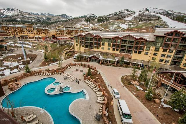 3855 Grand Summit Drive 343 Q2, Park City, UT 84098 (MLS #12000604) :: High Country Properties