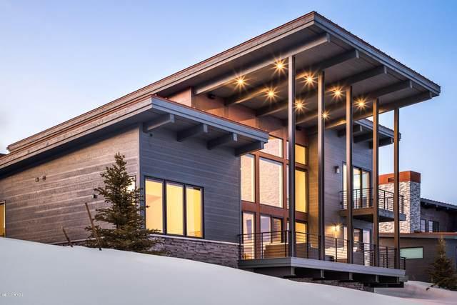 6874 W Golden Bear Loop, Park City, UT 84098 (MLS #12000677) :: High Country Properties