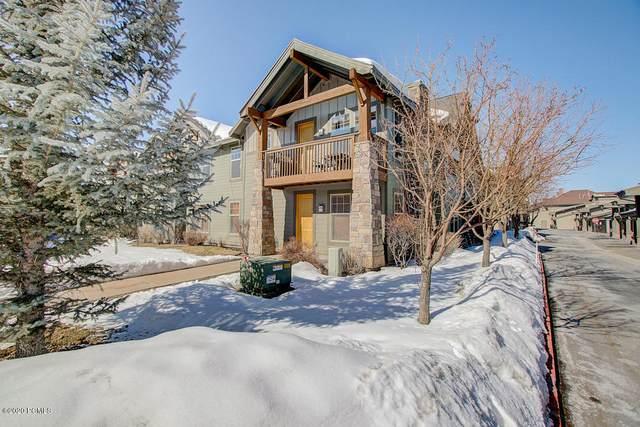 1575 Fox Hollow Lane D, Park City, UT 84098 (MLS #12000679) :: Lookout Real Estate Group