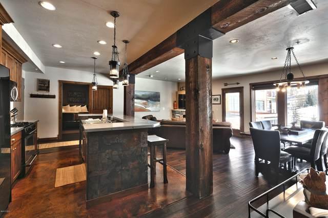 2880 Deer Valley Drive 208/210, Park City, UT 84060 (MLS #12000685) :: High Country Properties