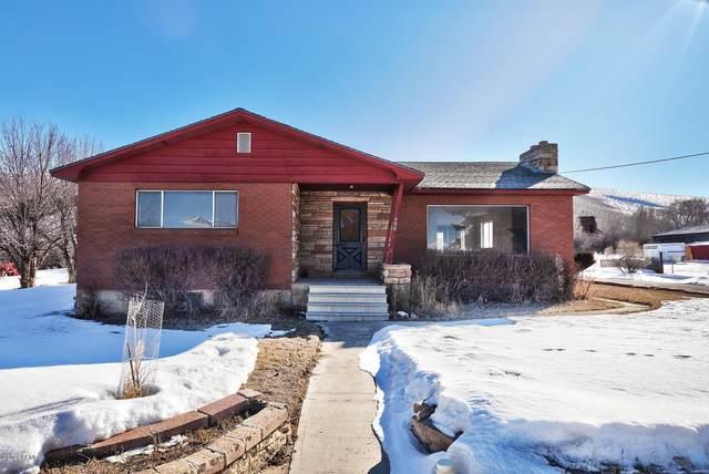 480 N Main Street, Kamas, UT 84036 (MLS #12000688) :: Lawson Real Estate Team - Engel & Völkers