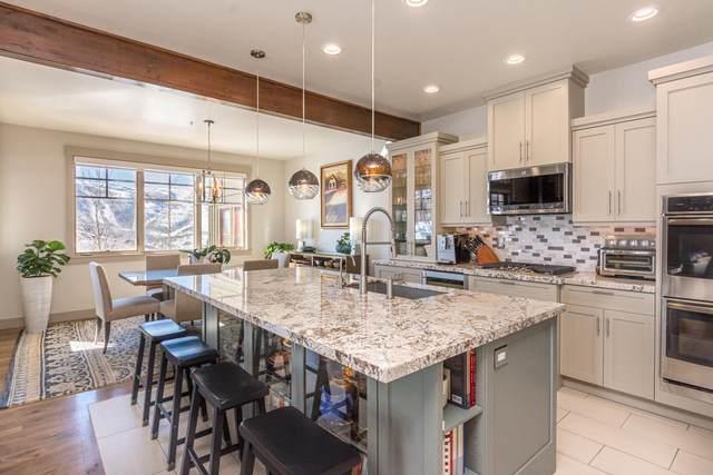 1524 April Mountain Drive #37, Park City, UT 84060 (MLS #12000694) :: Lookout Real Estate Group