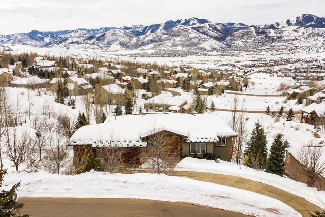 2505 Daybreaker Drive, Park City, UT 84098 (MLS #12000699) :: Lookout Real Estate Group