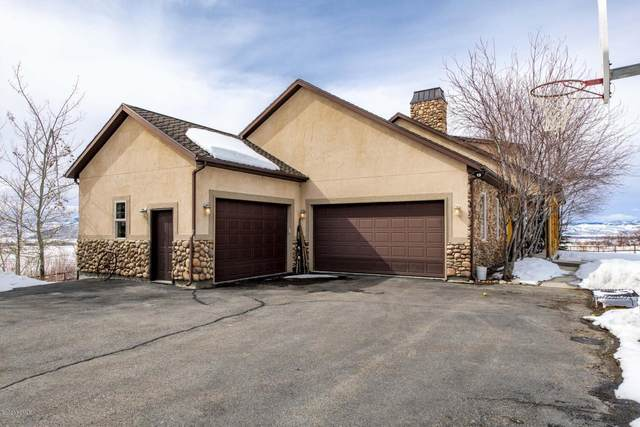 551 E 2700 North, Kamas, UT 84036 (MLS #12000728) :: Lawson Real Estate Team - Engel & Völkers