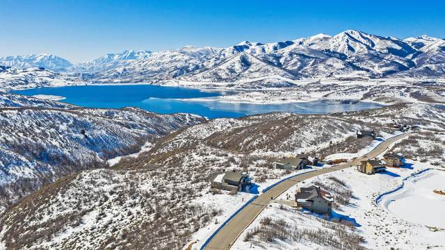 1392 E Lasso Trail, Hideout, UT 84036 (#12000751) :: Red Sign Team